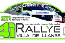 XLI Rallye Villa de Llanes