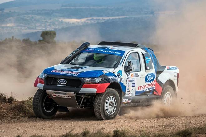 Ruben Gracia Ford Ranger