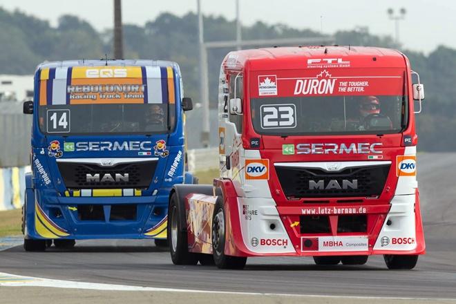 camiones albacete le mans
