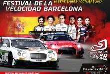 Festival de la Velocidad de Barcelona con las Blancpain GT Series como prueba estelar