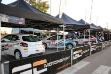 Balance positivo para GC Motorsport en el Rallye de Cervera