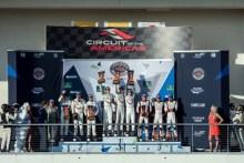 Porsche enfila el Campeonato con un nuevo doblete