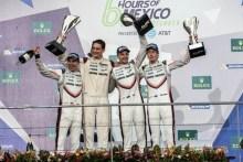 Porsche domina en Méjico y apunta a renovar los títulos