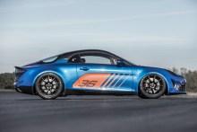 Alpine A110 Cup, la versión de carreras para la Europa Cup