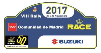 Placa Rallye Cam 2017