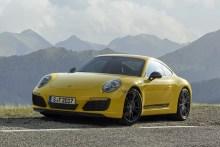 Porsche 911 Carrera T, guiño clásico de efectividad