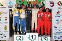 Jorge del Cid vence en la EVO Cup en el Rallye Norte de Extremadura