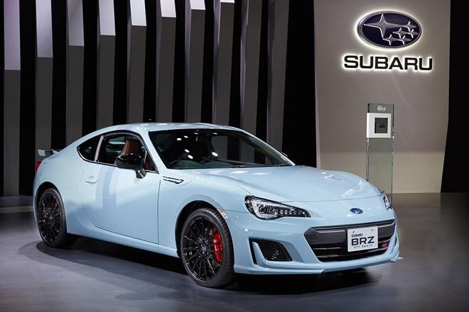 Subaru BRZ STI Sport 2017
