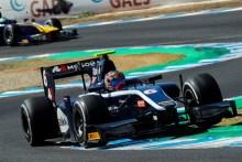 Markelov logra el triunfo en la carrera corta de F2
