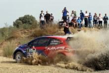 ► CERT: Suárez, sólido vencedor del 8º Rallye de Tierra de Extremadura