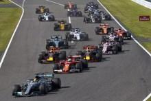 """Victoria de Hamilton y nuevo """"cero"""" de Vettel"""