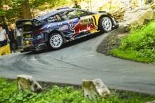 Ford a por todas en el Rallye de Cataluña