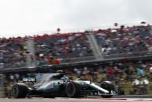 Hamilton apunta a un nuevo título con la pole en Austin