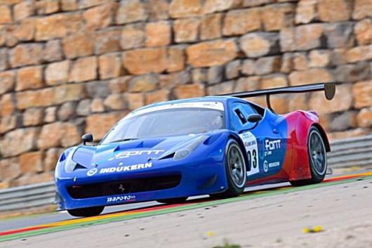 500km Ferrari Díaz-Varela Font