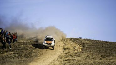 Fortuny Rallye TT Cuenca Toyota