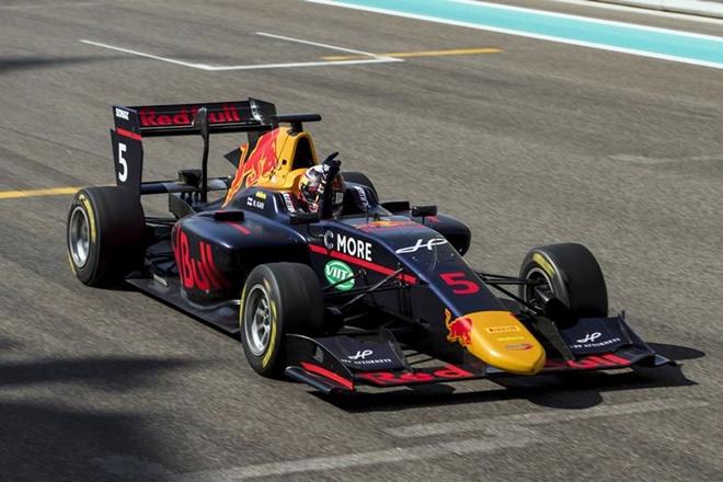 Kari GP3 Abu Dhabi