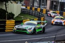 Juncadella octavo en el FIA GT World Cup en Macao