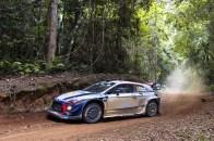 Neuville Hyundai i20 WRC Australia