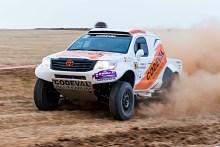 Antonio Fortuny uno de los favoritos para el Campeonato de Rallyes Todoterreno