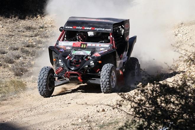 buggie delgado Rallye TT Cuenca