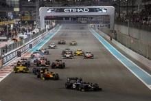 Artem Markelov Subcampeón de Fórmula 2 al encontrarse la victoria en Abu Dhabi