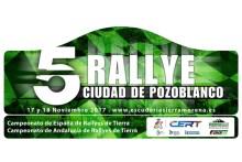 V Rallye de Tierra Ciudad de Pozoblanco