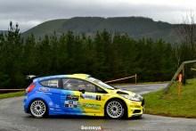 Rallye Cangas del Narcea, victoria y título para Óscar Palacio