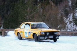 Andorra Winter Rally santacreu ascona