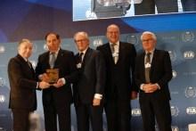 Carlos Gracia nombrado Vicepresidente de Honor de la FIA