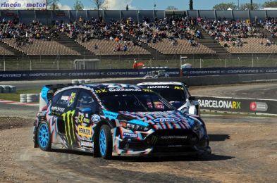 Ford Focus WRX Rallycross 2017