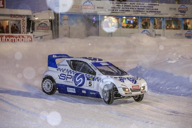 Stievenart Andros Andorra nieve