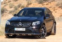 Mercedes-Benz GLC AMG 43 2017, fotos al detalle