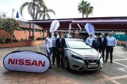 Copa Nissan Micra Canarias