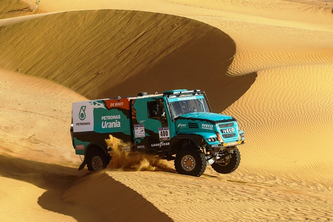 IVECO De Rooy Africa Eco Race