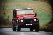 Renace el Land Rover Defender con una edición limitada de 405 cv