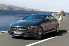 Nuevo Mercedes-Benz CLS AMG 53 con el nuevo alternado EQ Boost