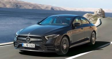 Mercedes CLS AMG 53