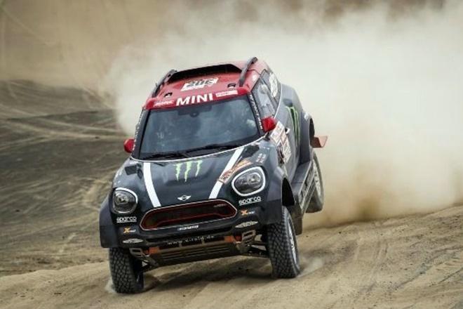 Mini Roma Dakar