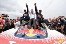 ► Rallye Dakar: Sainz logra su segundo Dakar
