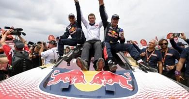 Rallye Dakar Sainz Femin vencedores 3008 dkr