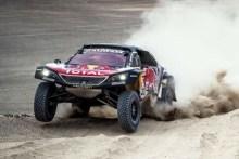 ► Dakar: Cyril Despres toma el liderato tras ganar la segunda etapa en Pisco