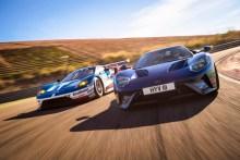 8 bestias de Ford en Motorland