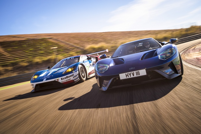 ford performance motorland video