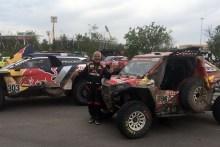 José Luis Peña completó un Dakar magistral