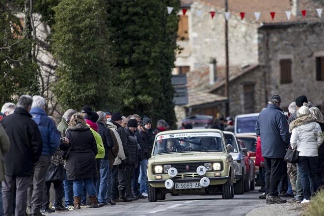 Dalmau Jimenez SEAT 1430 Rallye Monte-Carlo Historique 2018