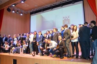 La Federación Aragonesa celebra este sábado la Gala de Campeones 2017