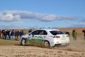 ► CERT: Merecida victoria de Juan Pablo Castro en el Rallye de Paracuellos