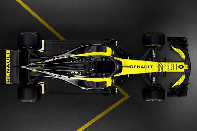Renault F1 RS 18