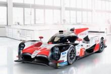 Toyota Gazoo Racing presenta su programa de competición para 2018