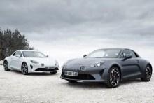 El Alpine con dos nuevas versiones